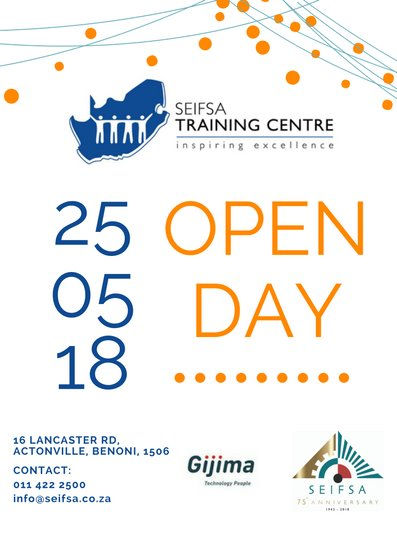 Open Day - May 2018
